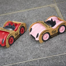 Green Toys Green Toys racing car red