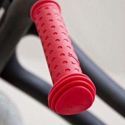 Wishbone Poignées rouges pour vélo