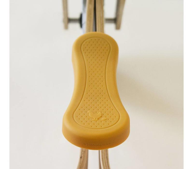 Wishbone zadelhoes geel