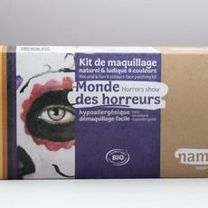 Namaki Bio face painting kit horrors show
