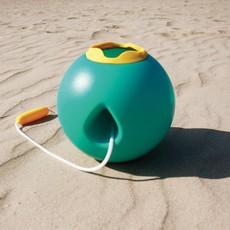 Quut Quut Seau de plage Ballo vert