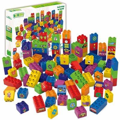 BioBuddi Blocs de construction 100 pièces