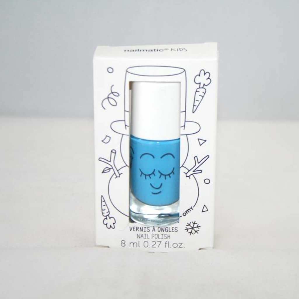 Nailmatic Nailmatic nagellak blauw  'Freezy' 8 ml