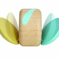 Plan Toys Clattering roller pastel