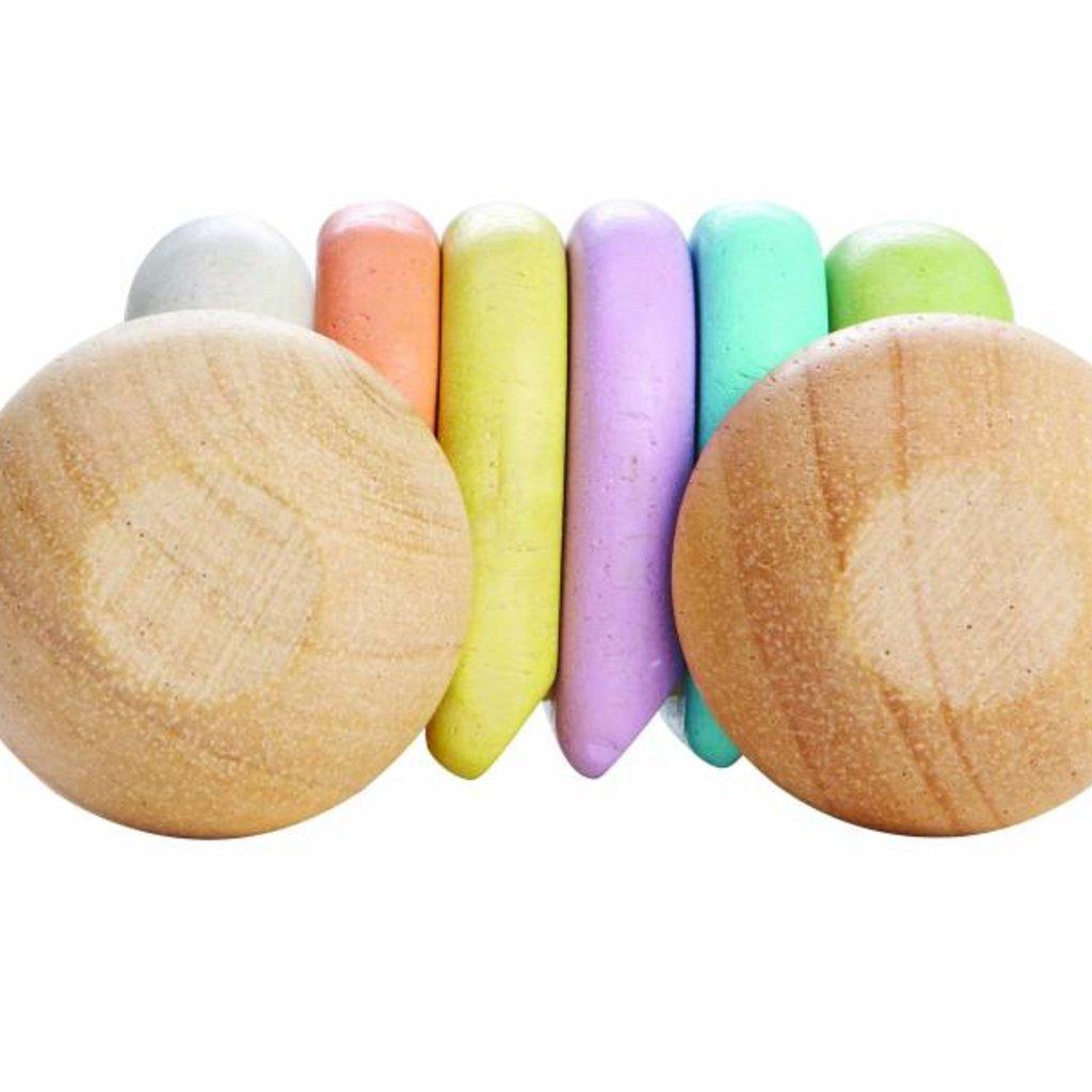 Plan Toys Baby car pastel