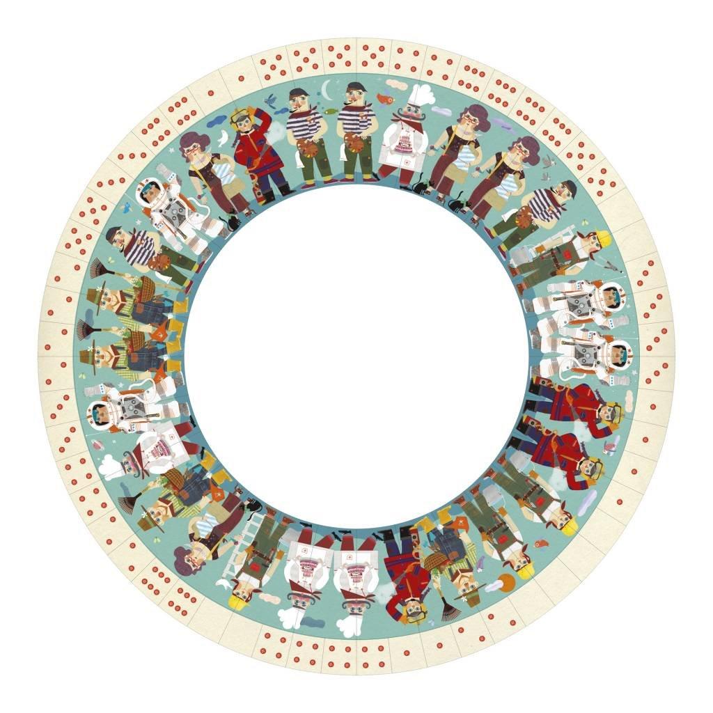 Londji Circular Domino