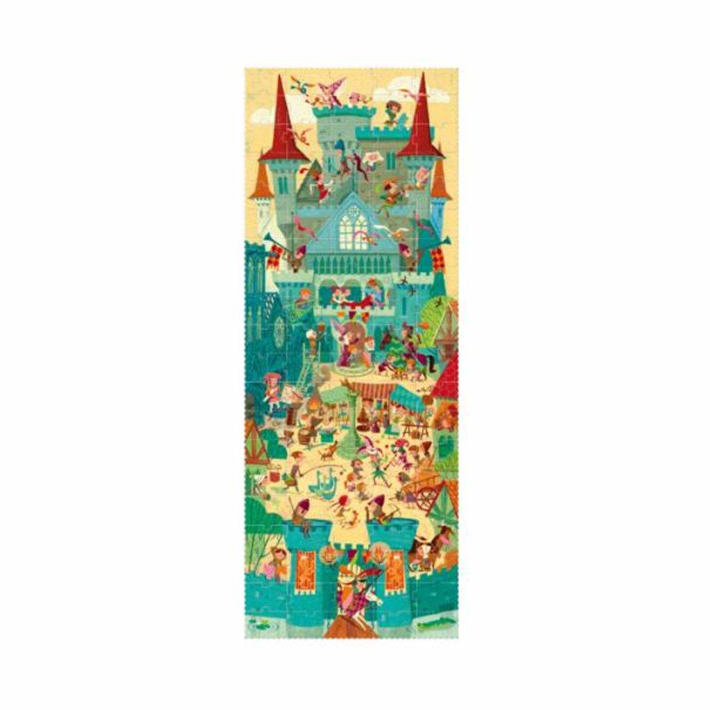 Londji Ga naar de Middeleeuwen puzzel