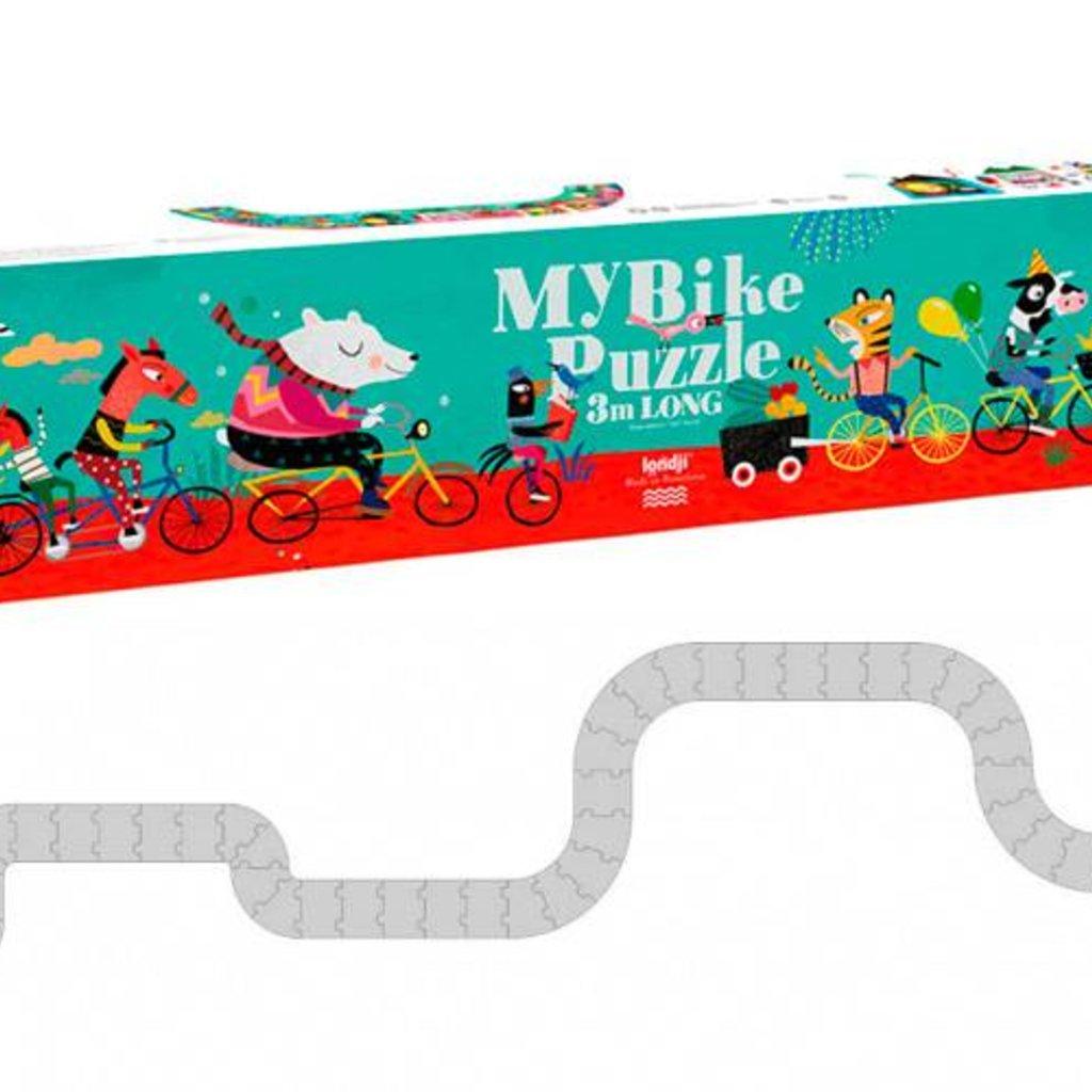 Londji Puzzle de vélo 3 mètres