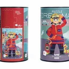 Londji Brandweerman puzzel