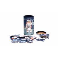Astronaut puzzel