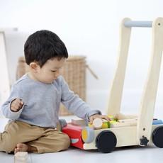 Plan Toys Babywalker & mijn eerste camera