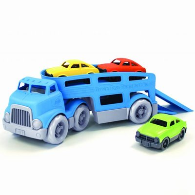 Green Toys Autotransporteur