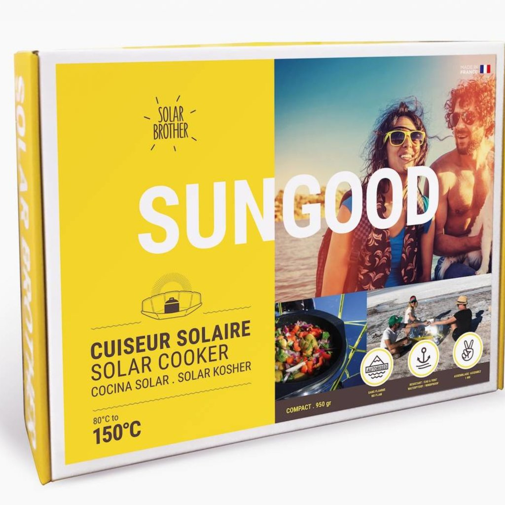 Solar Brother Solar Brother Sungood zonnekoker