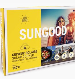 Solar Brother Sungood zonnekoker