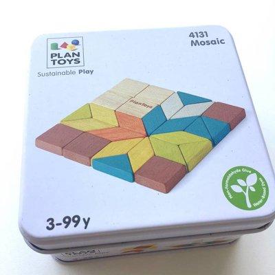 Plan Toys Mini mosaïc