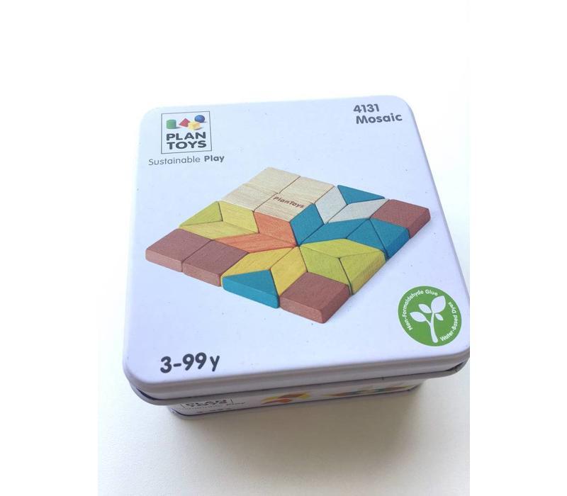 Mini tangram