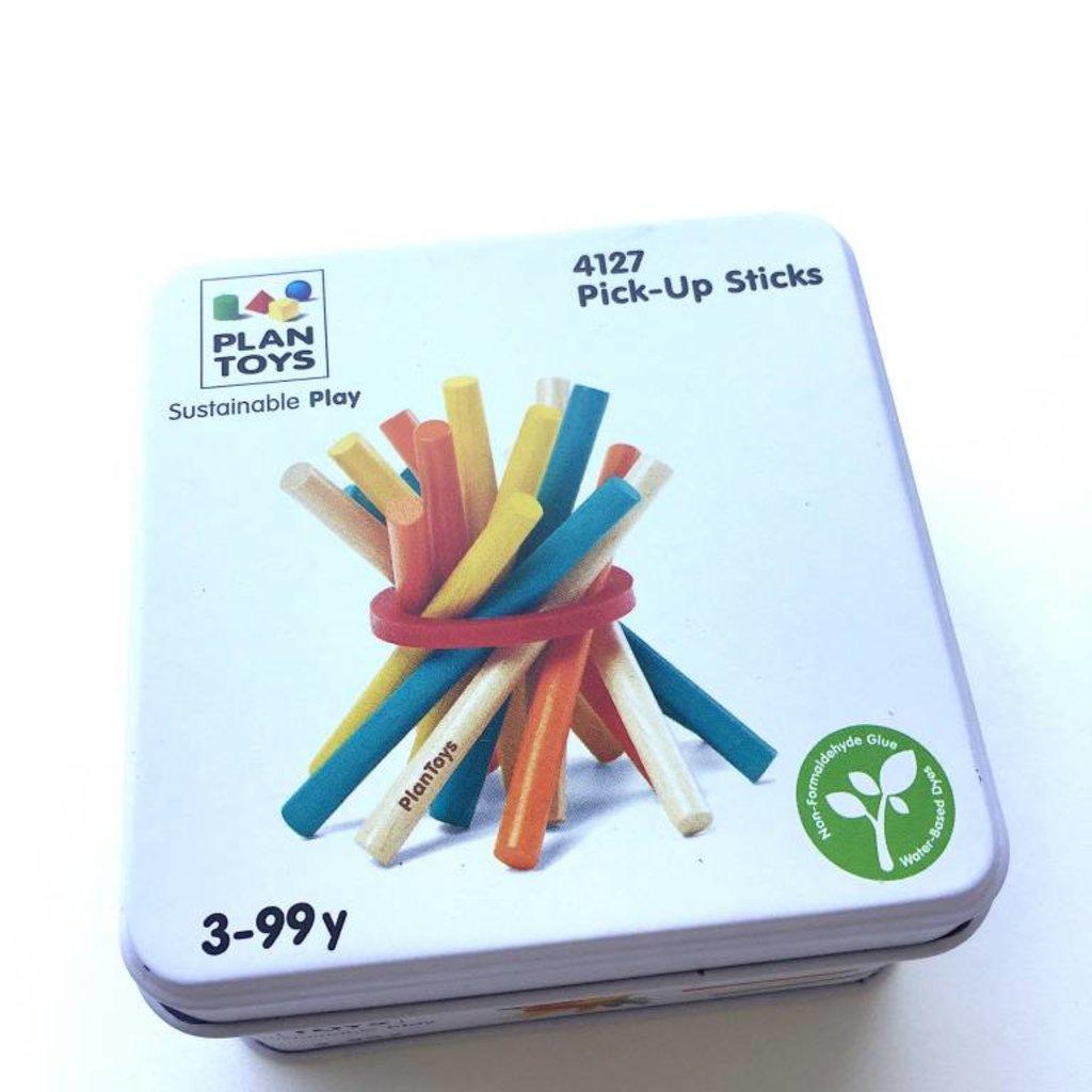 Plan Toys Plan Toys mini pick-up sticks