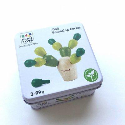 Plan Toys Mini balancerende cactus