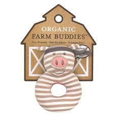 Organic Farm Buddies Organic Farm Buddies Judo Big rattle ring