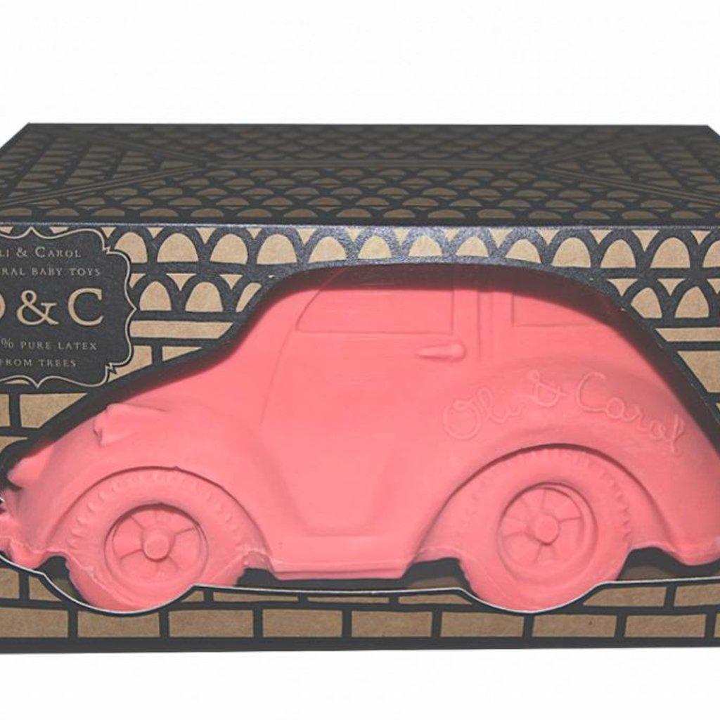 Oli & Carol Oli & Carol Carlito Beetle Car Pink