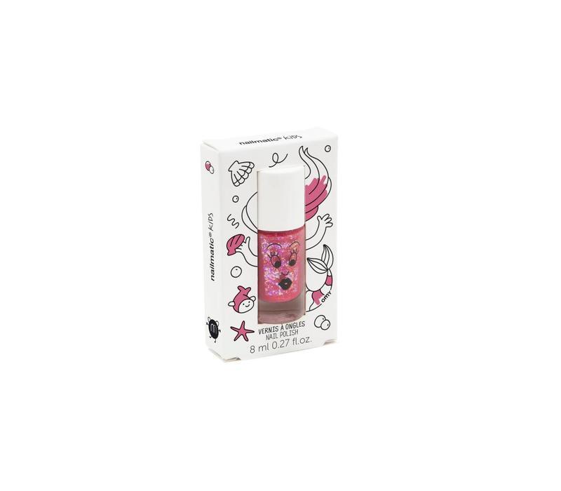 Nailmatic nagellak Sissi glitter roze