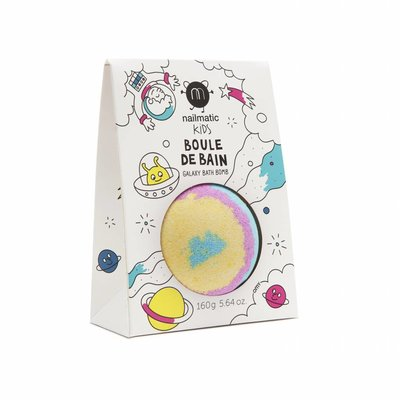 Nailmatic Boule de bain galaxie
