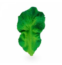 Oli & Carol Teether cabbage leaf