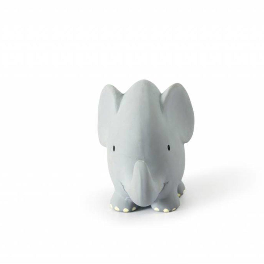 Tikiri Jouet en caoutchouc éléphant