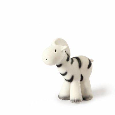 Tikiri Rubber animal zebra