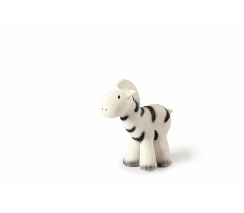 Rubberdier junior zoo zebra