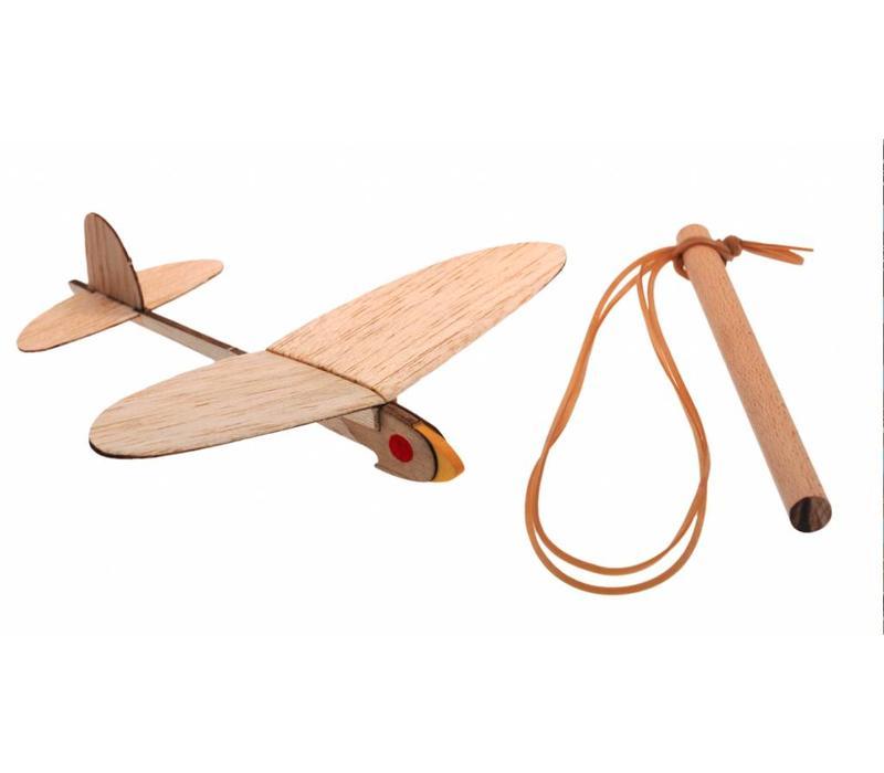 Kids At Work katapult vlieger