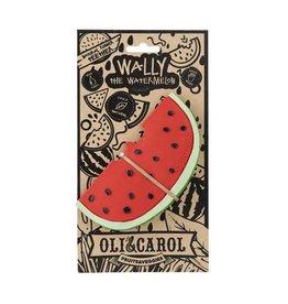 Oli & Carol Teether watermelon