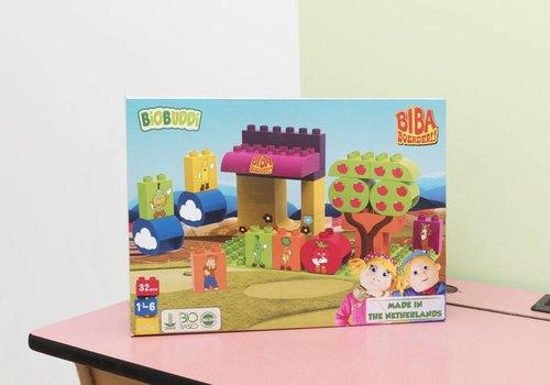 Biobuddi Biba boerderij (32 delig)