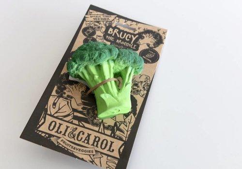 Oli & Carol Bijtspeeltje broccoli