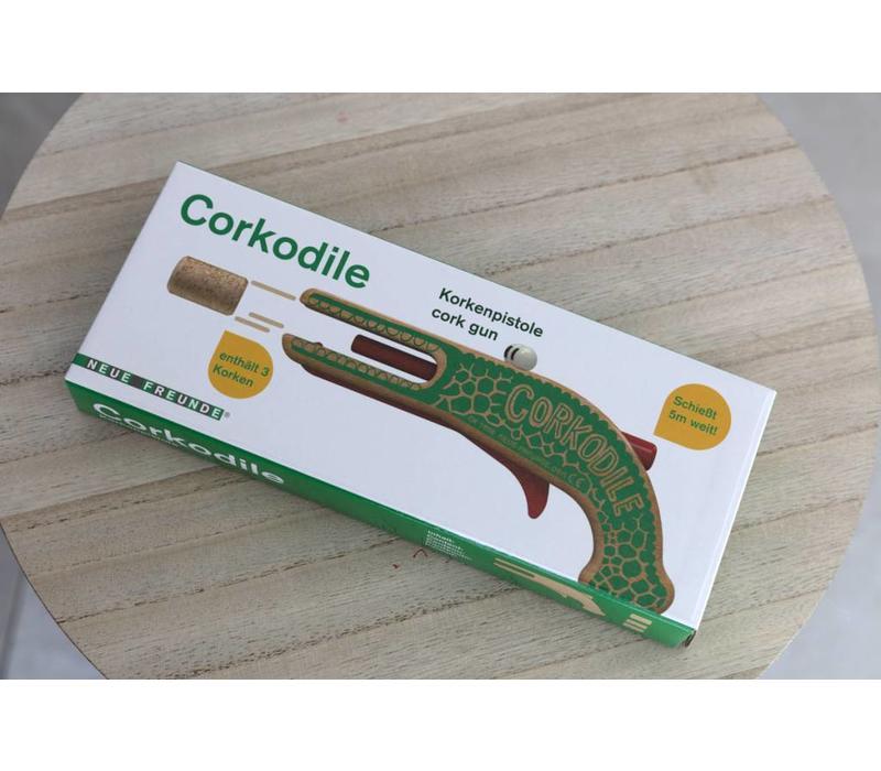 Corkodile kurkpistool