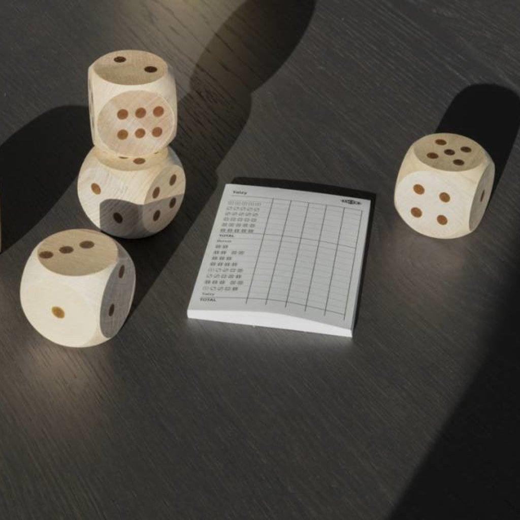 Tactic Games Jeu de société Yatzy XL