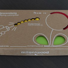Milaniwood Milaniwood flying caterpillar