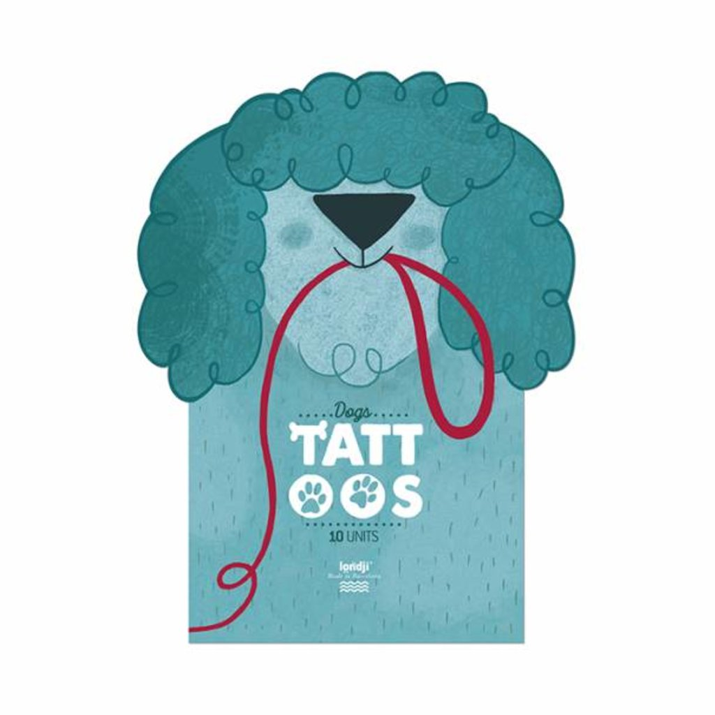 Londji Tatouages de chiens