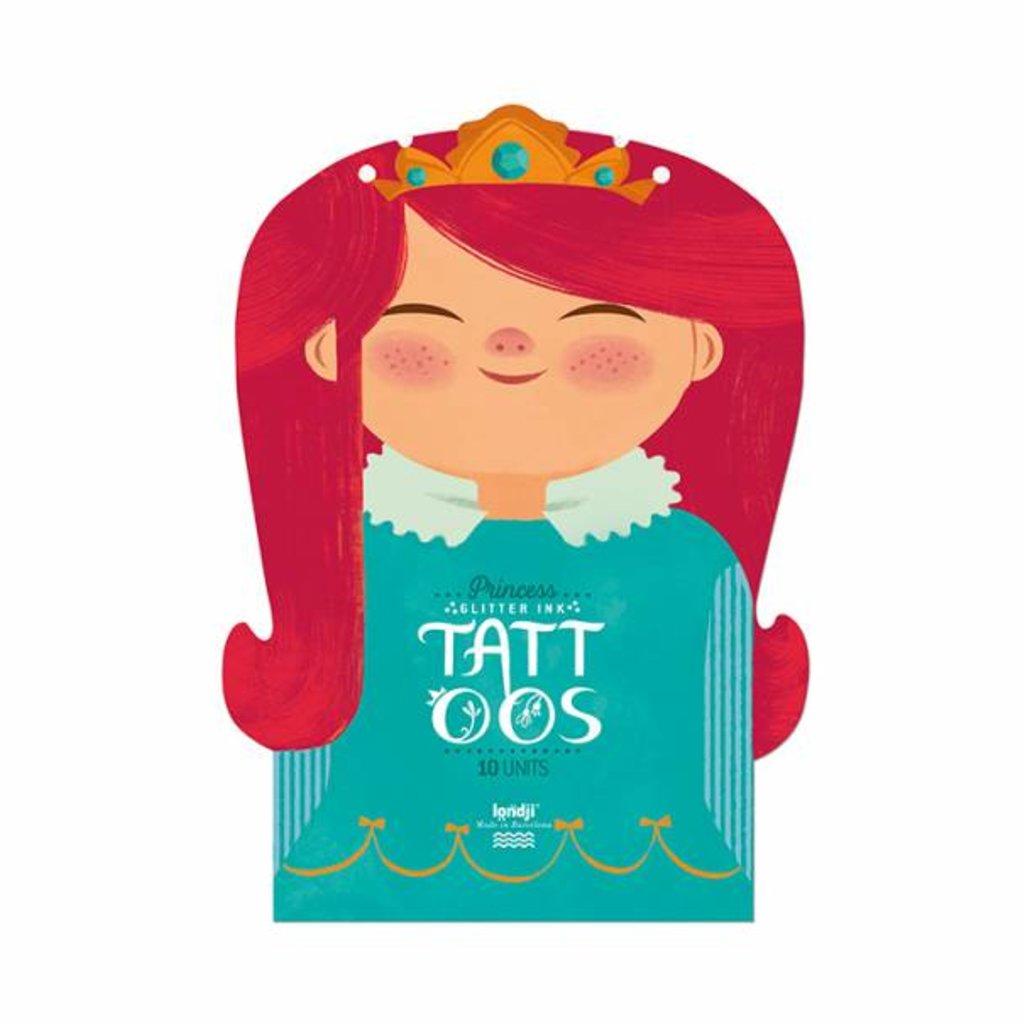 Londji Tatouages de princesses