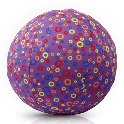 Bubabloon Balloncover 'circles purple'