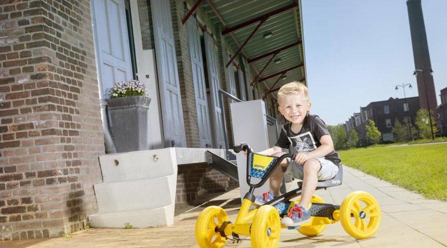 Fairplace wordt verdeler van BERG Toys voor Vlaanderen