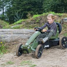 Berg Jeep  Adventure pedal go-kart