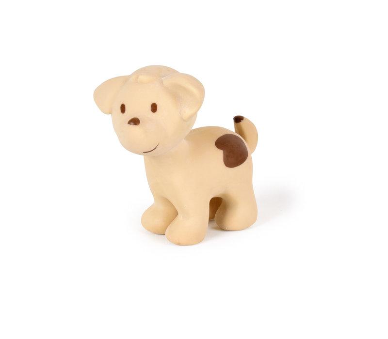 Rubberdier hond