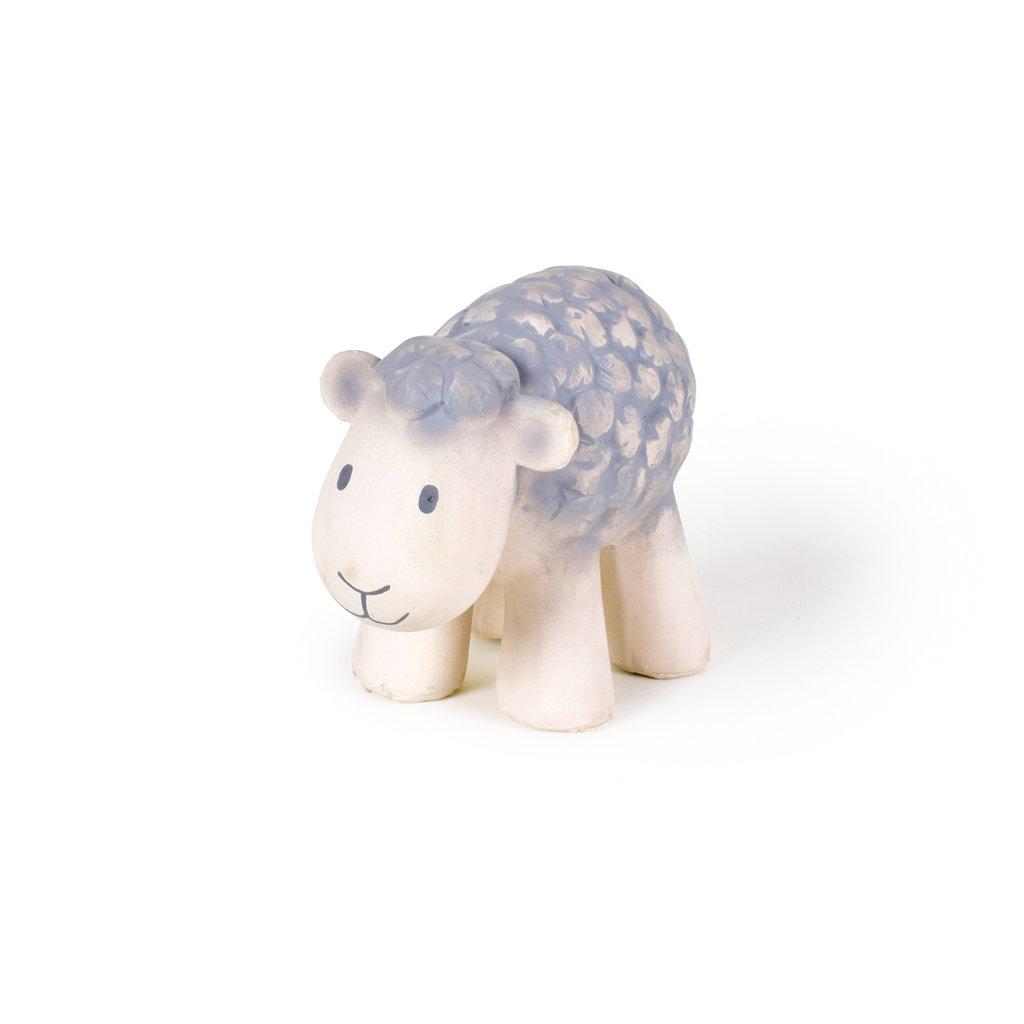 Tikiri Jouet en caoutchouc mouton
