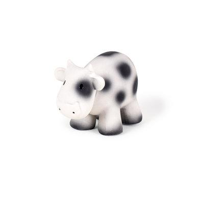 Tikiri Jouet en caoutchouc vache