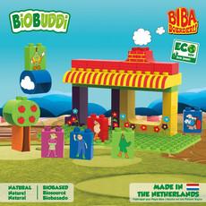 Biobuddi Biba boerderij (36 delig)