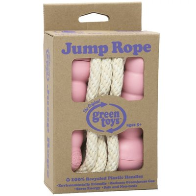 Green Toys Skipping rope pink