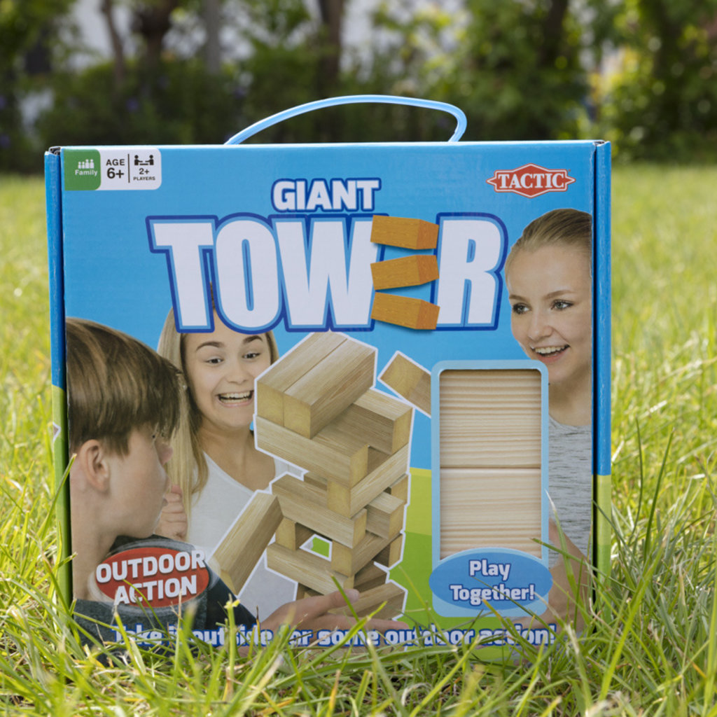 Tactic Games XL Tower