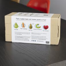 Plan Toys Plan Toys Wonky Fruit & Vegetables set