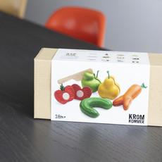 Plan Toys Kromme groentenset